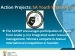 action projects sa youth water prize