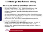 southborough the children s learning