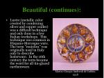 beautiful continues1