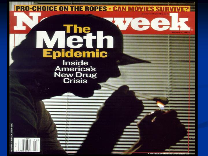 Confronting the methamphetamine epidemic 3a an hiv prevention priority