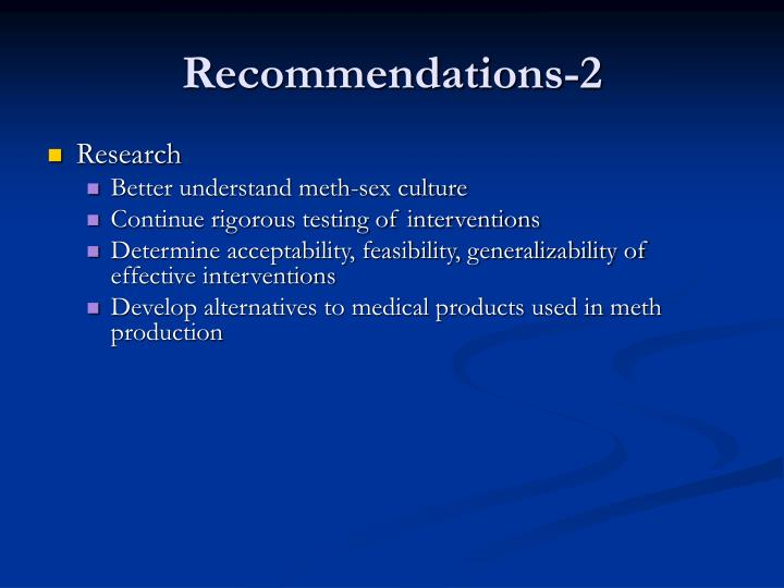 Recommendations-2