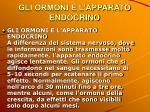 gli ormoni e l apparato endocrino1