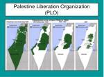 palestine liberation organization plo