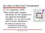 so why is this fun constraint