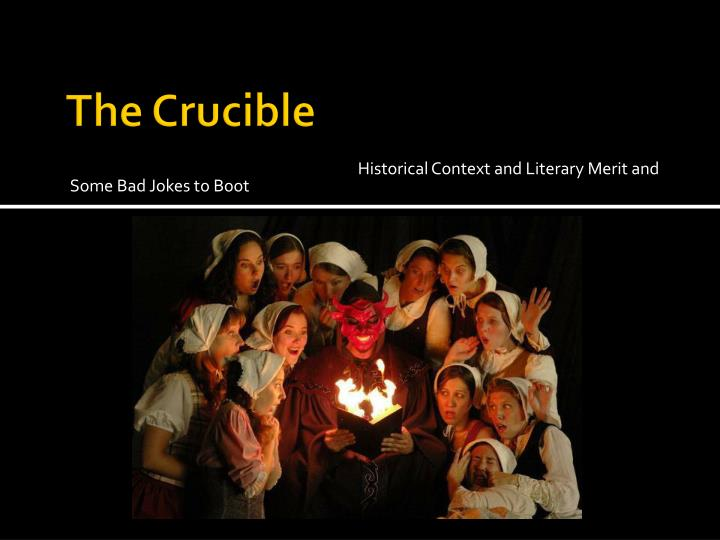 similarities between the crucible and mccarthyism essays