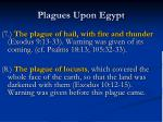 plagues upon egypt3