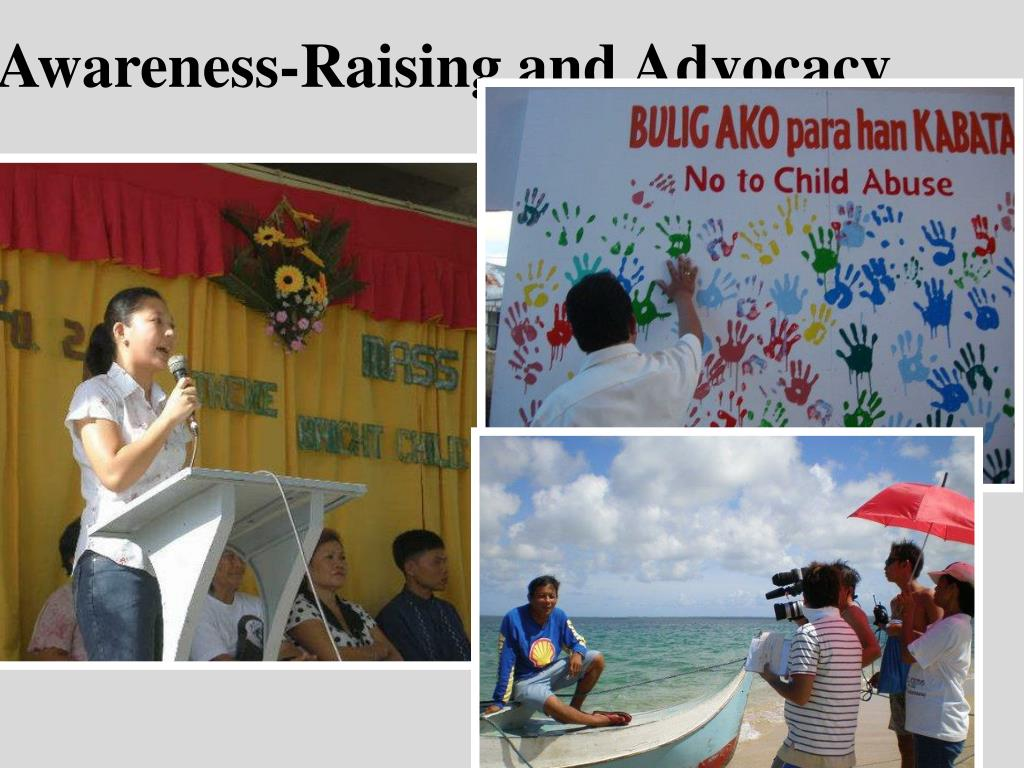 Awareness-Raising and Advocacy