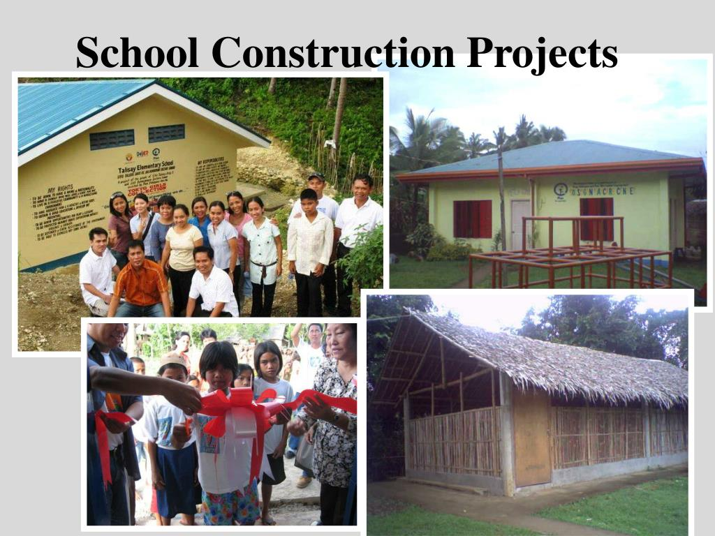 School Construction Projects