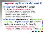 en gender ing priority actions 2