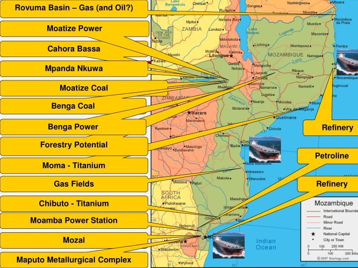 Rovuma Basin – Gas (and Oil?)