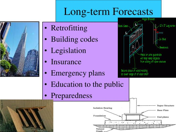 Long-term Forecasts