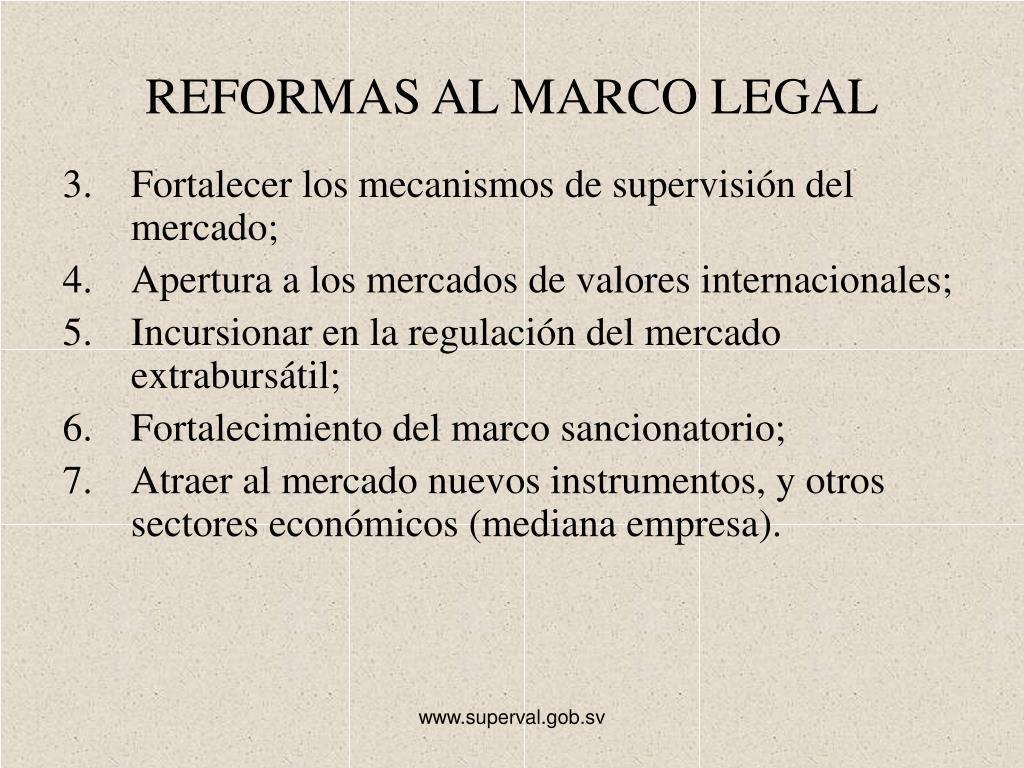 Ppt Cuartas Jornadas De Regulación Y Supervisión De
