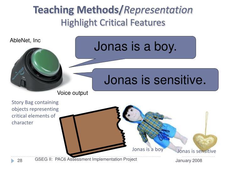 Teaching Methods/