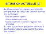 situation actuelle 2