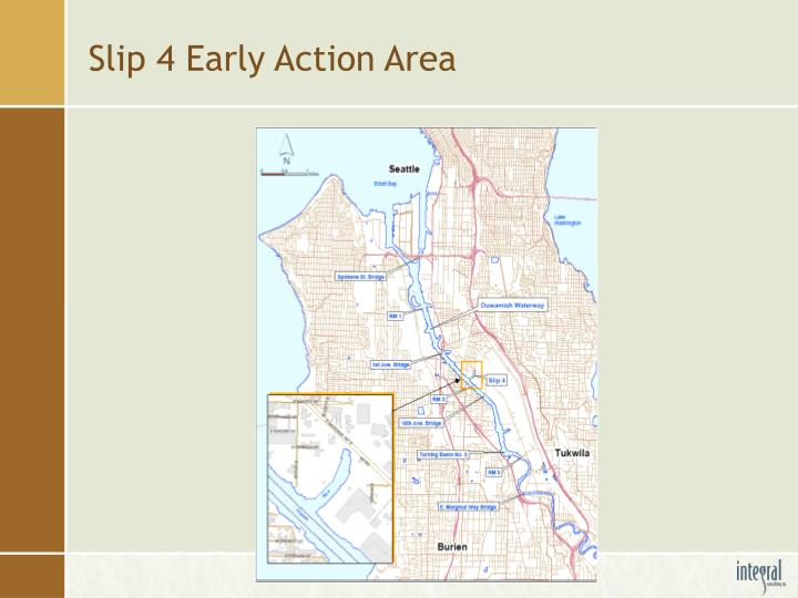 Slip 4 Early Action Area