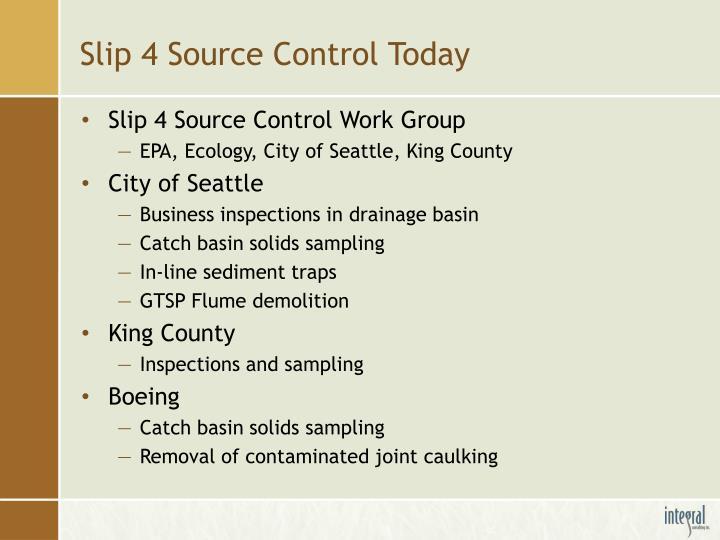 Slip 4 Source Control Today
