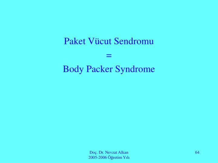 Paket Vücut Sendromu