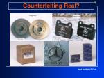 counterfeiting real3