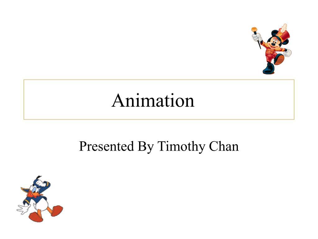 animation l.