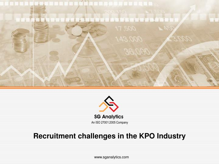 recruitment challenges in the kpo industry n.