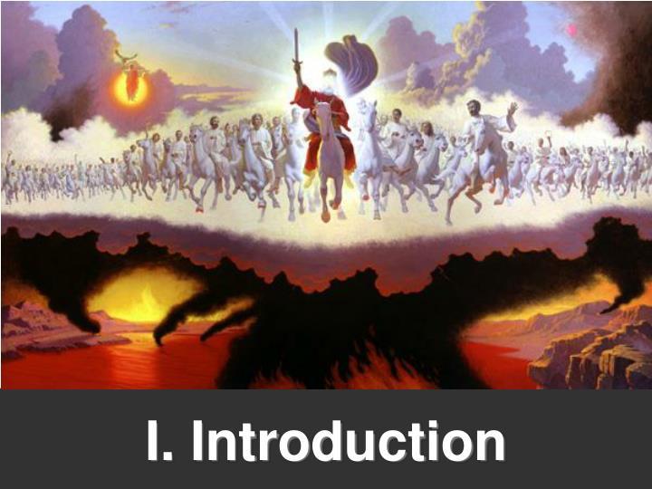 I introduction