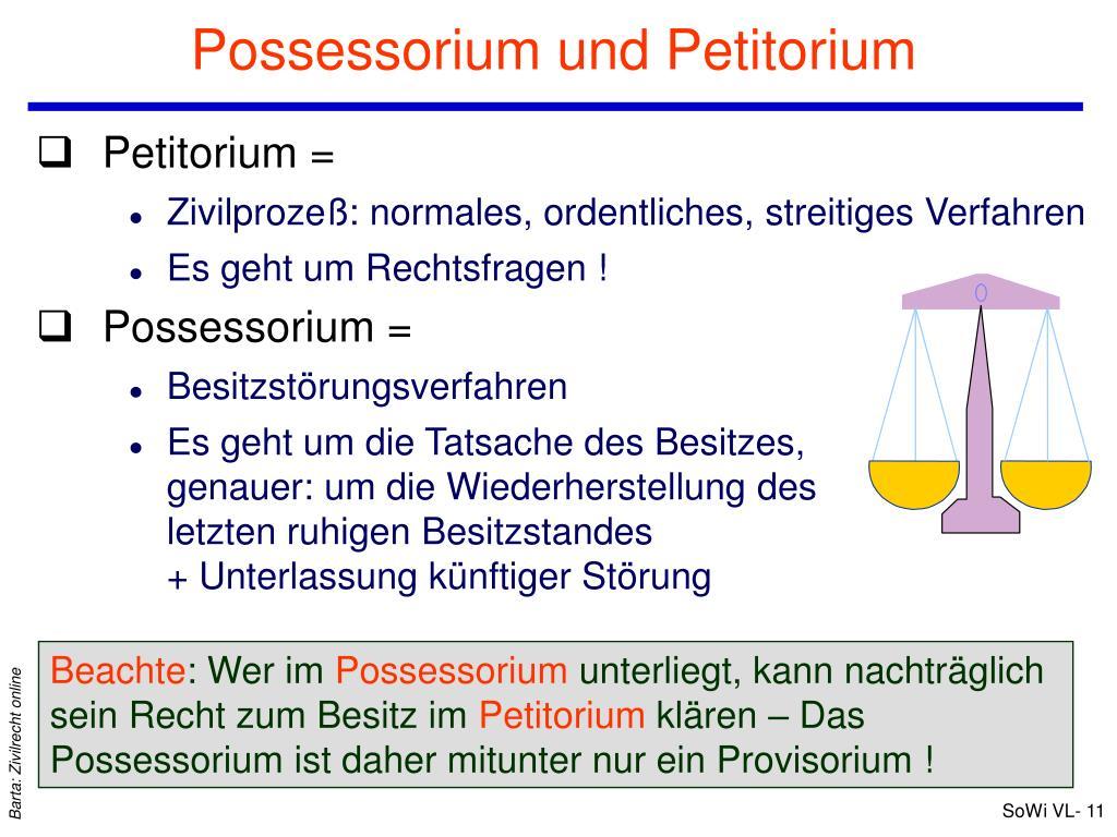 PPT - Sachenrecht PowerPoint Presentation, free download ...