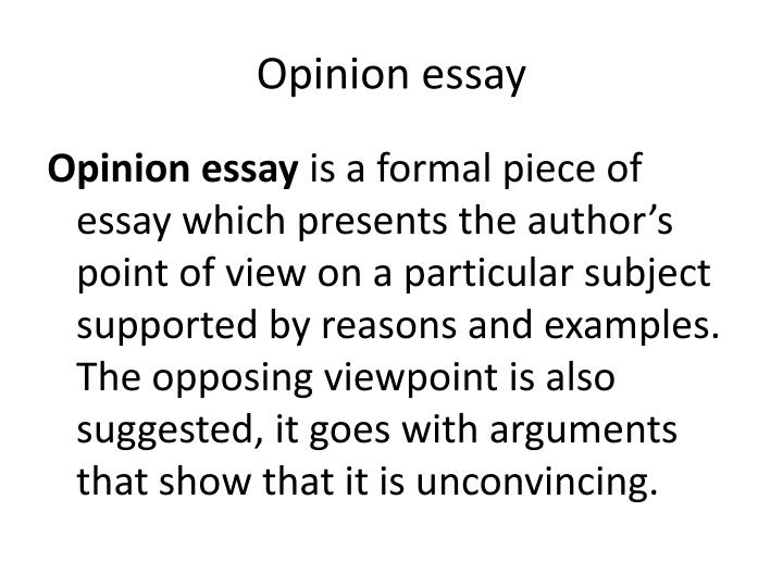 opinion essay ideas Opinion essay topics and examples should students be allowed to have phones in elementary and high schools should teens be able to buy violent video games opinion essay outline and format.
