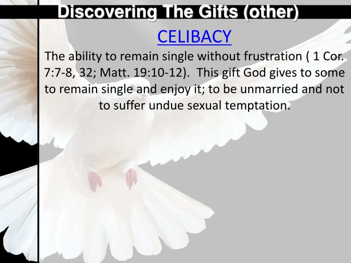 Discovering The Gifts (other)