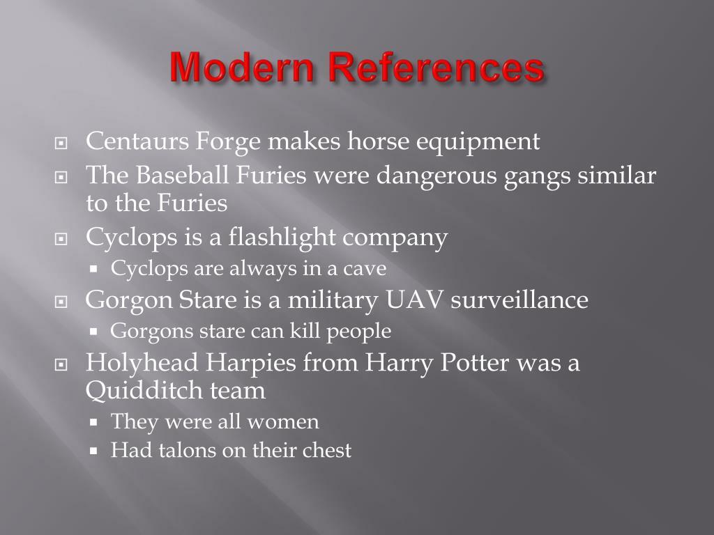 PPT - Monsters of Greek Mythology PowerPoint Presentation