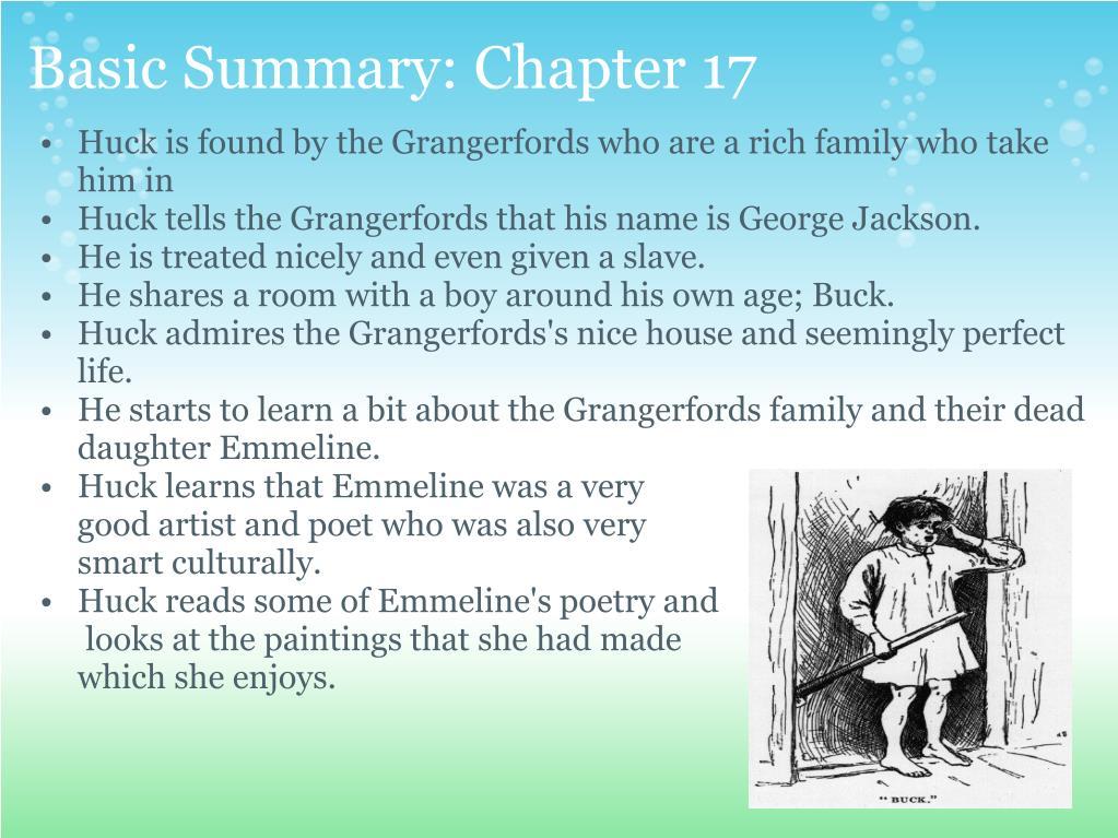 Ppt The Adventures Of Huckleberry Finn By Mark Twain Powerpoint