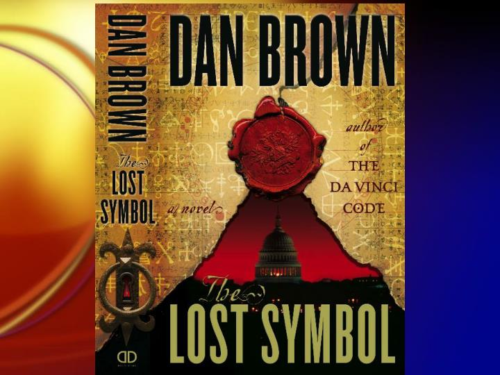 Ppt The Phenomenon Of Dan Browns The Lost Symbol Powerpoint