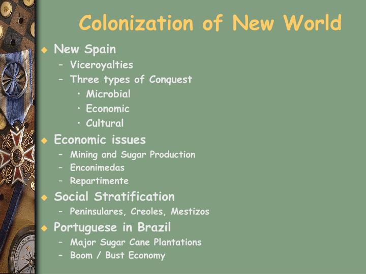 Colonization of New World