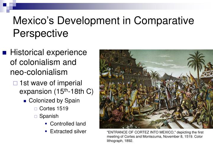 mexic o s development in comparative perspective n.