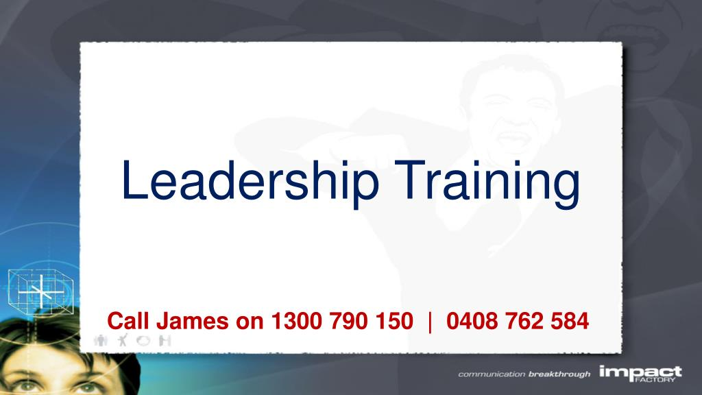 Leadership Training