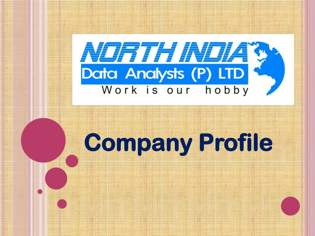 company profile l.