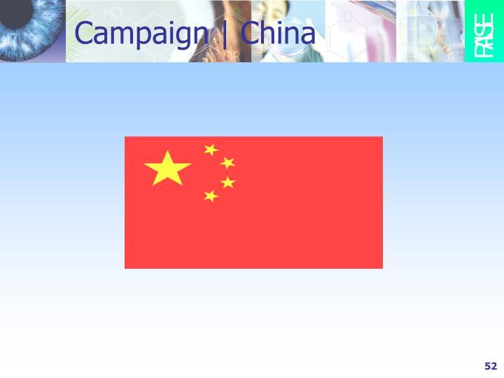 Campaign   China