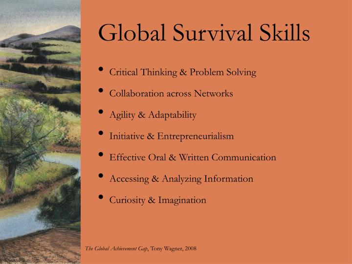 Global Survival Skills