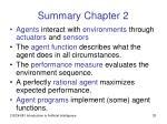summary chapter 2