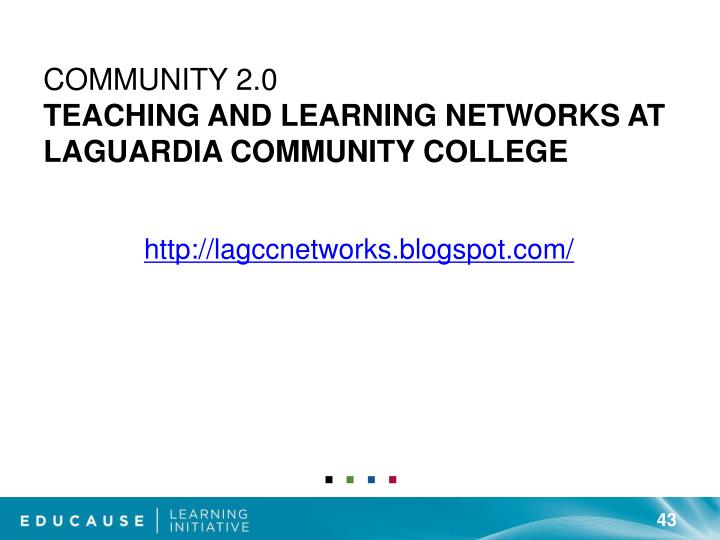 Community 2.0