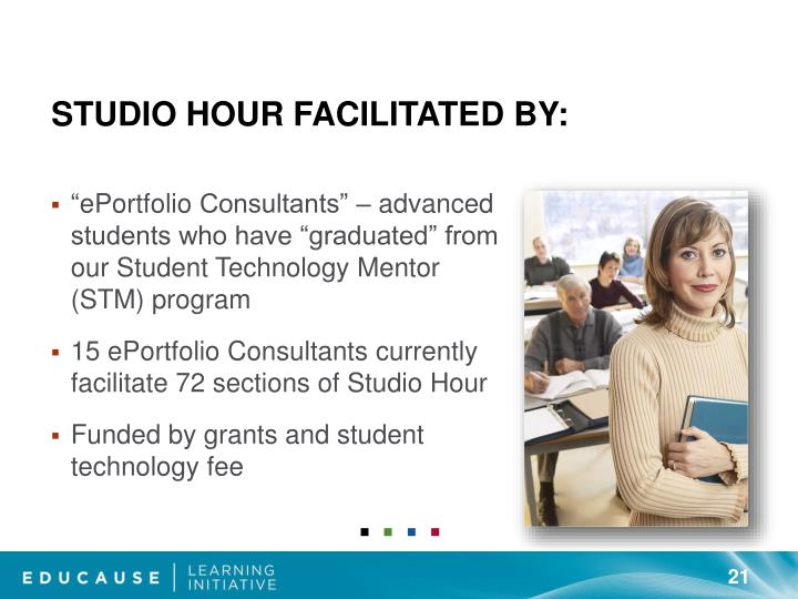 Studio Hour facilitated by: