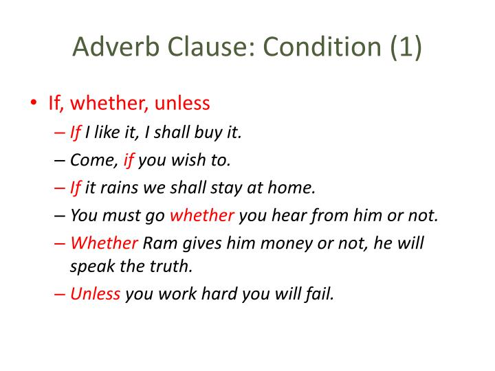 Ppt Clauses In English Language Wren Amp Martin Powerpoint
