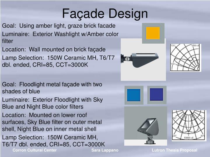Façade Design