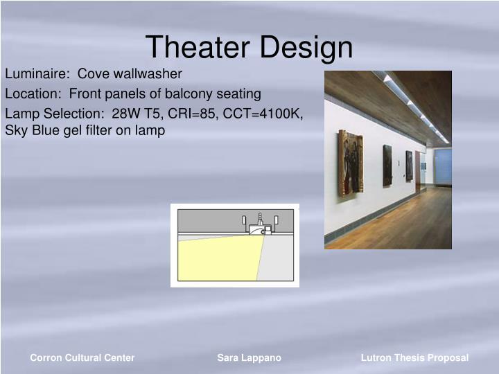 Theater Design