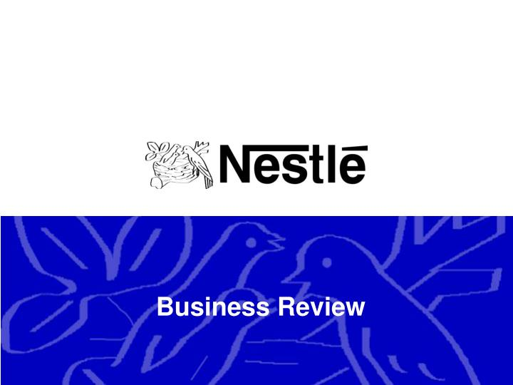 business review n.