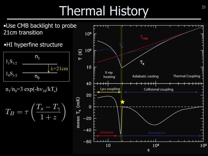 Thermal History