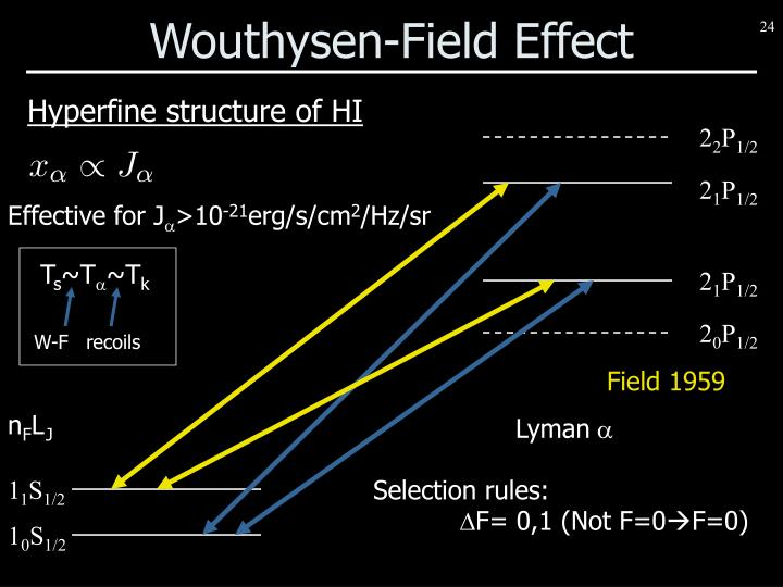 Wouthysen-Field Effect