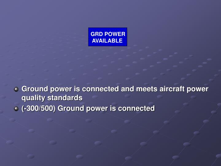 GRD POWER