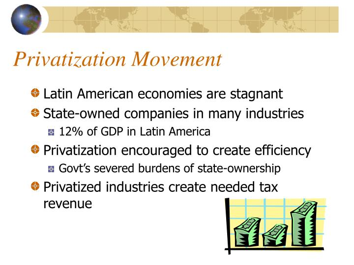Privatization movement