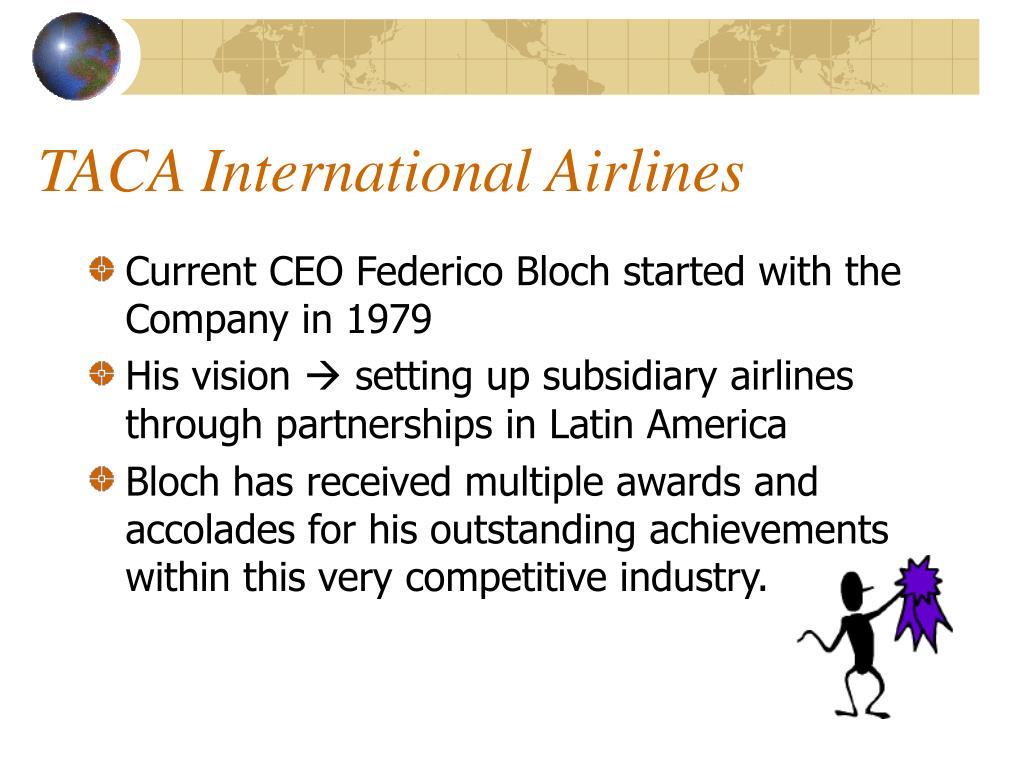 TACA International Airlines