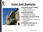 green jobs examples10